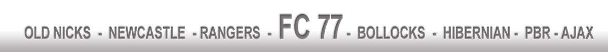 FC77 Team Bar