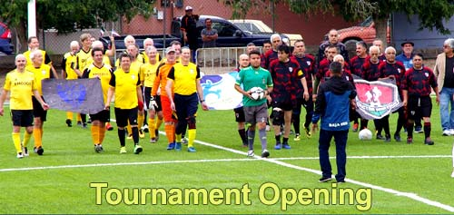Opening Ceremony of Tournament